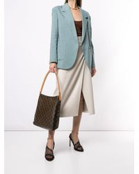 Сумка На Плечо Looping Gm 2001-го Года Pre-owned Louis Vuitton, цвет: Brown