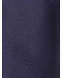 Cravatta di Corneliani in Blue da Uomo