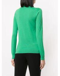 Ralph Lauren Collection カシミア タートルネックセーター Green