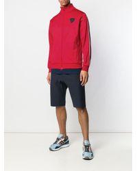 Rossignol Sportjacke mit Logo-Patch in Red für Herren