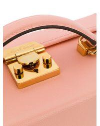 Mark Cross - Pink Grace Shoulder Bag - Lyst