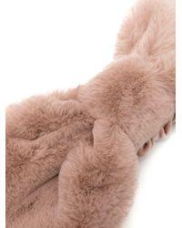 RED Valentino リボン ヘアバンド Pink