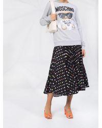 Moschino テディベア スウェットシャツ Multicolor