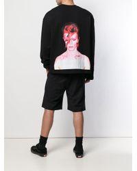 Sweat David Bowie Ih Nom Uh Nit pour homme en coloris Black