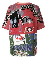 Vivienne Westwood Dragon セーター Multicolor