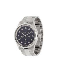 メンズ Gucci G-タイムレス 腕時計 Multicolor