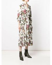 Ba&sh Patty フローラル ドレス Multicolor
