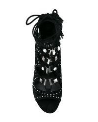 Ash - Black Alexa Sandals - Lyst