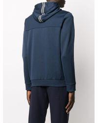 BOSS by Hugo Boss Sweatshirtjacke mit Reißverschluss in Blue für Herren