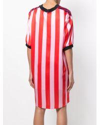 KENZO Red Printed T-shirt Dress