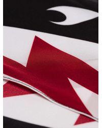 Rockins シャークプリント スカーフ Red