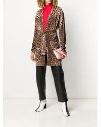 Dolce & Gabbana アニマルパターン カーディガン Multicolor