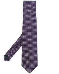 Cravate imprimée Fashion Clinic Timeless pour homme en coloris Purple