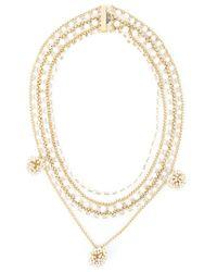 Rosantica Metallic 'lucia' Necklace