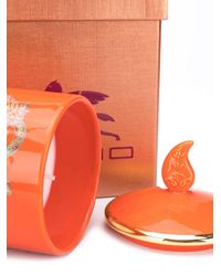 Etro Orange Amber Wood Ceramic Candle (500g)