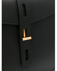 Bolso shopper con logo estampado Tom Ford de color Black