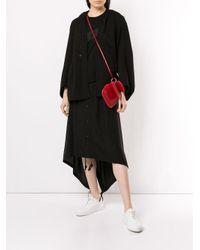 Cárdigan con capucha Y's Yohji Yamamoto de color Black