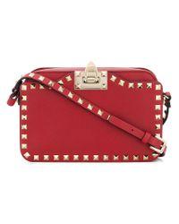 Valentino Red Valentino Garavani Rockstud Crossbody Bag