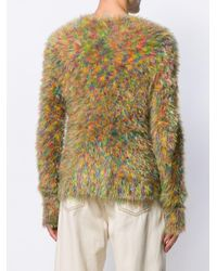 メンズ Sies Marjan Roman テクスチャード セーター Multicolor