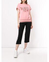 Sudadera de manga corta Dolce & Gabbana de color Pink
