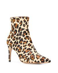 Ses19096 Leopard Furs & Skins->calf Leather Sophia Webster, цвет: Brown