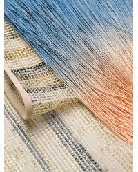 Emilio Pucci ストライプ フリンジ スカート Multicolor