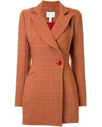 Blazer Do Right Alice McCALL de color Brown