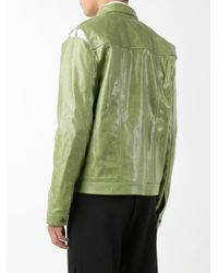 Y. Project - Green Classic Jacket for Men - Lyst