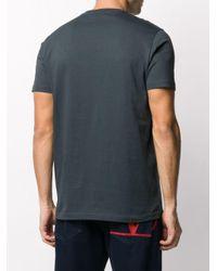 メンズ PS by Paul Smith Angel Zebra Tシャツ Multicolor