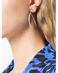 Charlotte Chesnais - Gray Looping Earring - Lyst