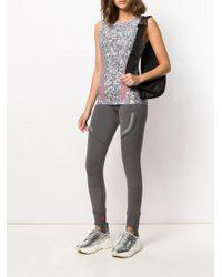 Adidas By Stella McCartney Alphaskin タンクトップ Gray