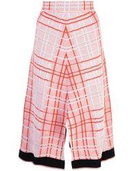 Proenza Schouler ドレープ スカート Pink