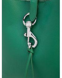 Rebecca Minkoff Green Boho Shoulder Bag