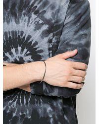 Werkstatt:münchen - Metallic Bangle Bracelet for Men - Lyst