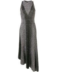 Платье Асимметричного Кроя Без Рукавов Givenchy, цвет: Multicolor