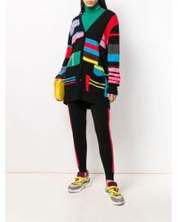 Chinti & Parker カラーブロック カーディガン Multicolor
