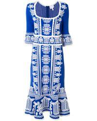 Alice McCALL Devotion ドレス Blue