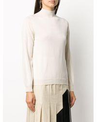 Peserico タートルネック セーター Multicolor