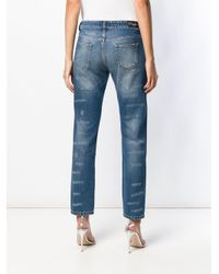 Jeans skinny di Philipp Plein in Blue