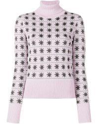 Night sweater Temperley London en coloris Purple