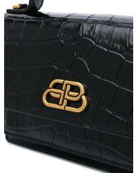 Balenciaga シャープ ハンドバッグ Xs Black