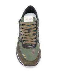 Baskets Sean Premiata pour homme en coloris Green