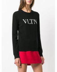 Valentino Vltn セーター Black