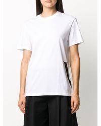 Valentino Vltn Tシャツ White