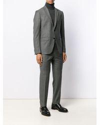 メンズ Ermenegildo Zegna ツーピース スーツ Gray