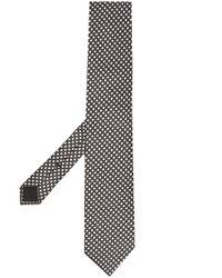 メンズ Tom Ford ポルカドット ネクタイ Black