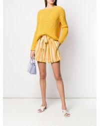 Свитер В Рубчик Chinti & Parker, цвет: Yellow