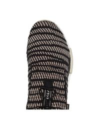 Sneakers NMD TS1 primeknit GTX di Adidas in Black da Uomo