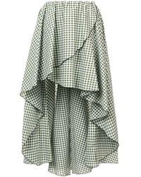 Adelle skirt di Caroline Constas in Multicolor