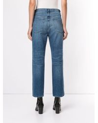 3x1 Blue Shelter Cropped Jeans